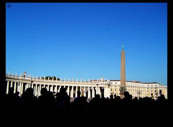Roma_Piazza San Pietro01 by sophismi