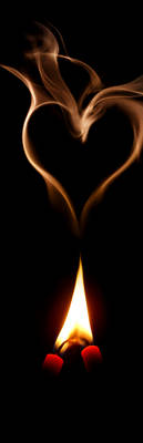 Candles in love
