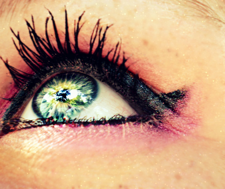 Eyes Are a Portal To The Soul