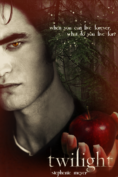 Twilight Book Cover Drawing : Twilight book cover by debzdezigns lamb on deviantart