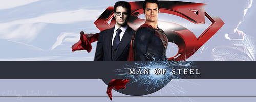 Superman-Man of Steel Header