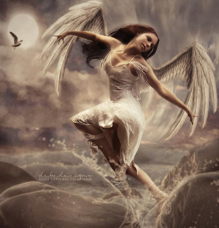 When Angels Take Flight {Alive Remake~Rebirth} by debzdezigns-lamb68