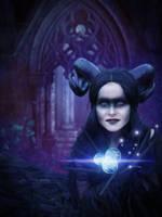 Blue Demon by debzdezigns-lamb68