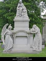 Statue headstone by debzdezigns by debzdezigns-lamb68