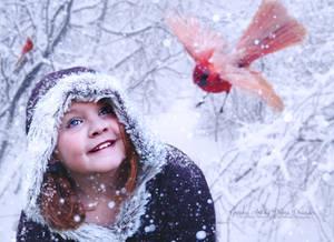 Winter Joy by debzdezigns-lamb68