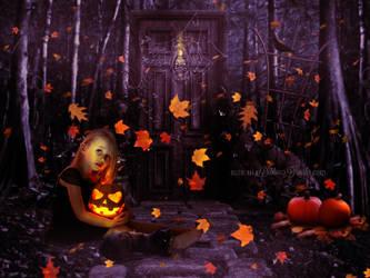 Halloween 2015 by debzdezigns-lamb68