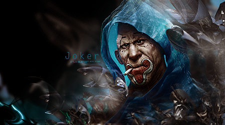 Dark Joker by mystical7