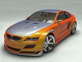 bmw m6 by dwiirawan