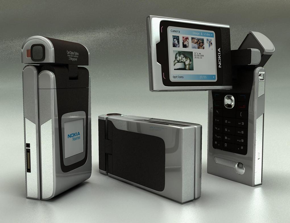 Nokia N Series | New Calendar Template Site