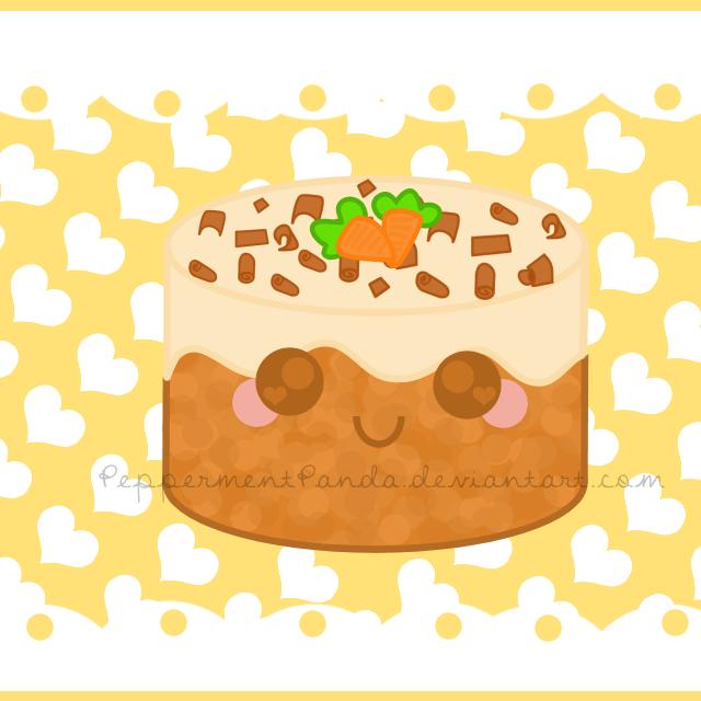 Clip Art Of Carrot Cake : Pin Carson Kressley Cake on Pinterest