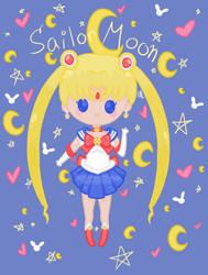 Sailor Moon returns in 2013 by PeppermentPanda
