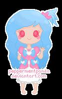 Big Minyu Pixel by PeppermentPanda