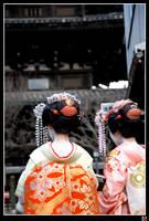 Back Street Geishya by tensai-riot