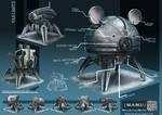 Modular Autonomous Mech Unit |M.A.M.U|