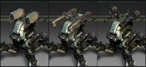 HAF-Weapon Variation