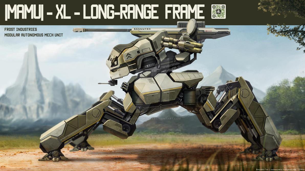 MAMU-XL-LRF by FrostKnight-IcE