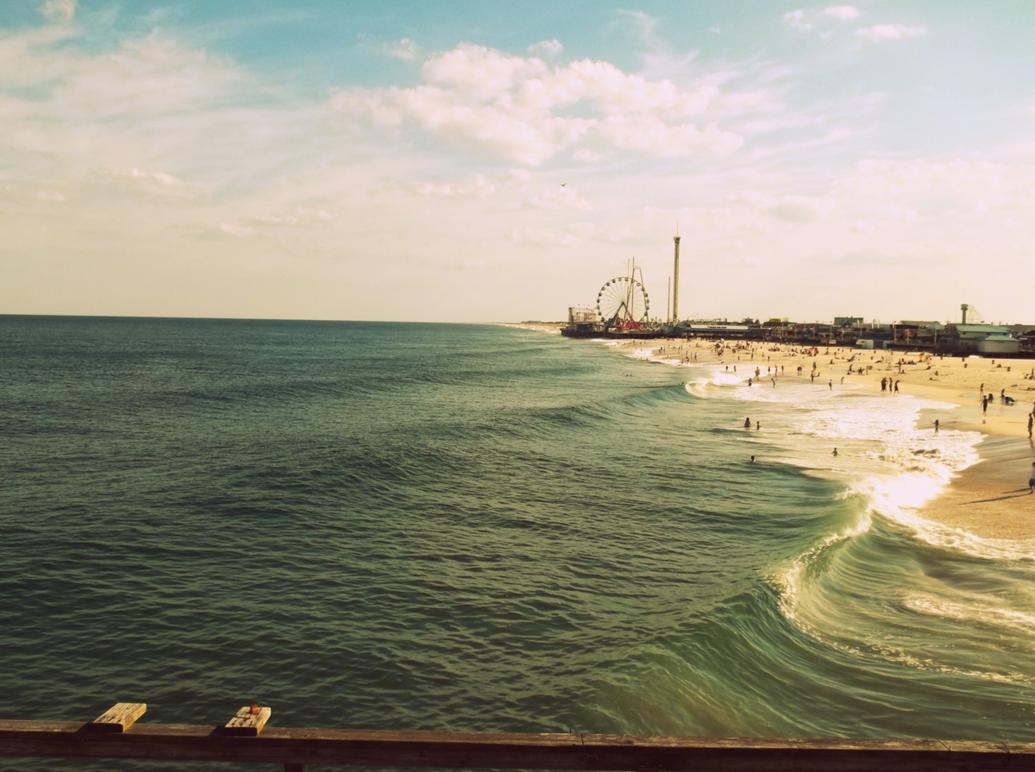 Forever Seaside by Bowser81889