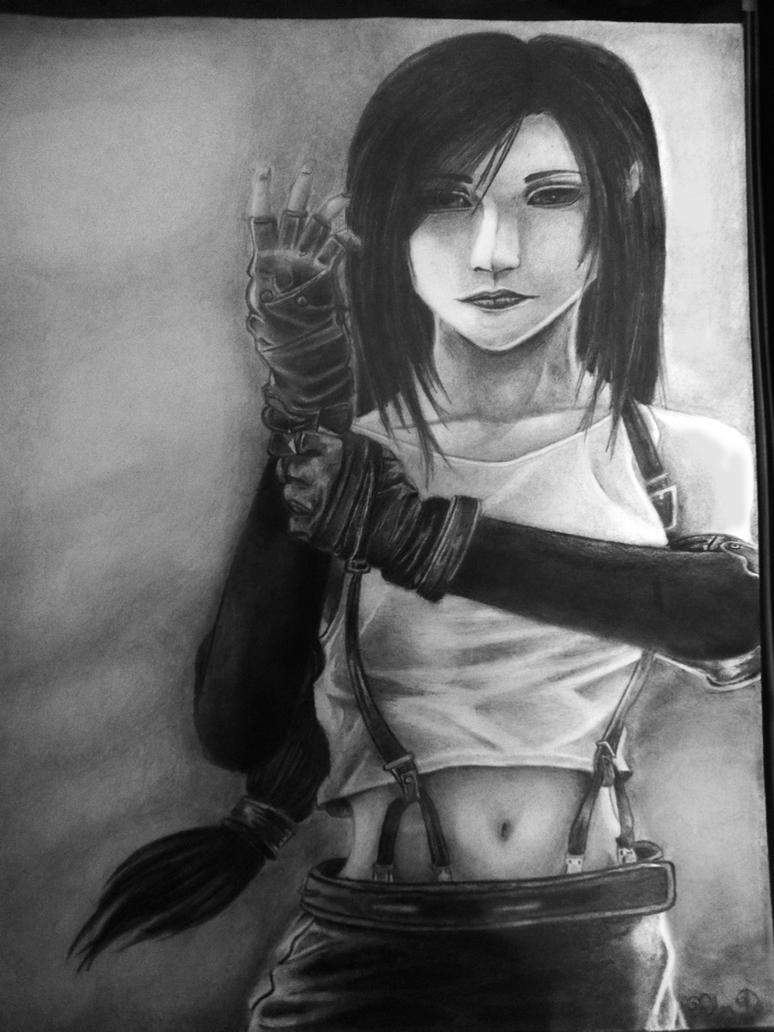 Tifa Lockheart by Eternal--Art