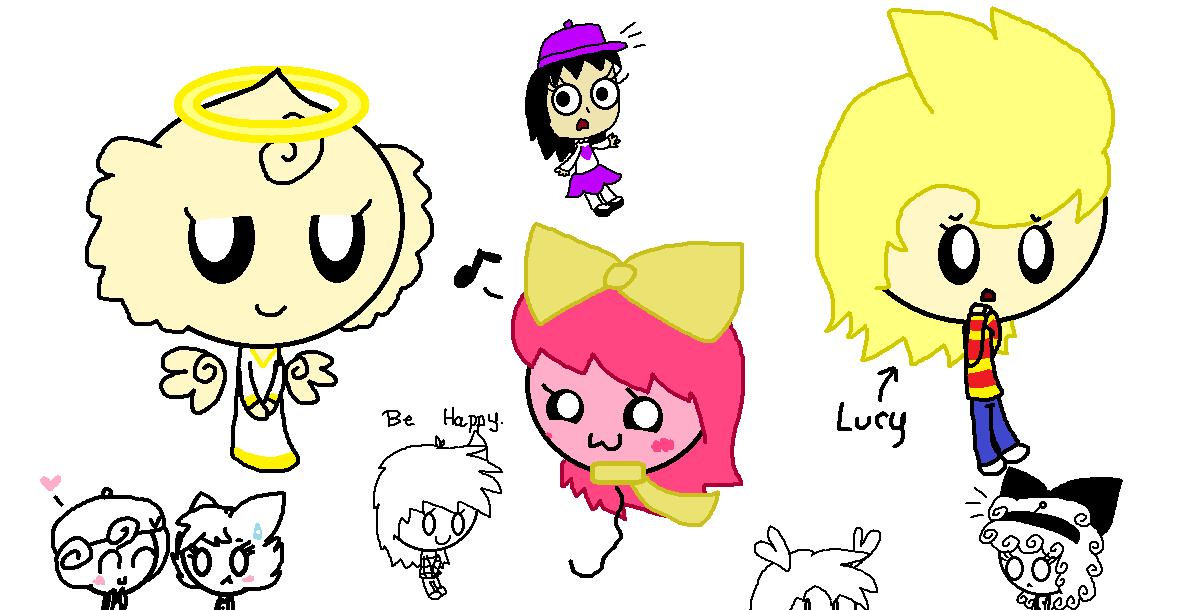 Doodly doodly doodles by caffrinluvsdhmis on deviantart for Doodly free