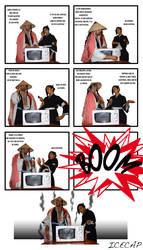 El Microondas real life by Guiber-Ur