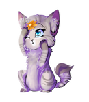Lostkit  Gift  by Angelpaw33