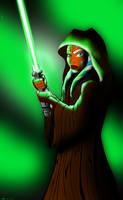 Jedi Master Ahsoka Tano. by SweetLittleAki