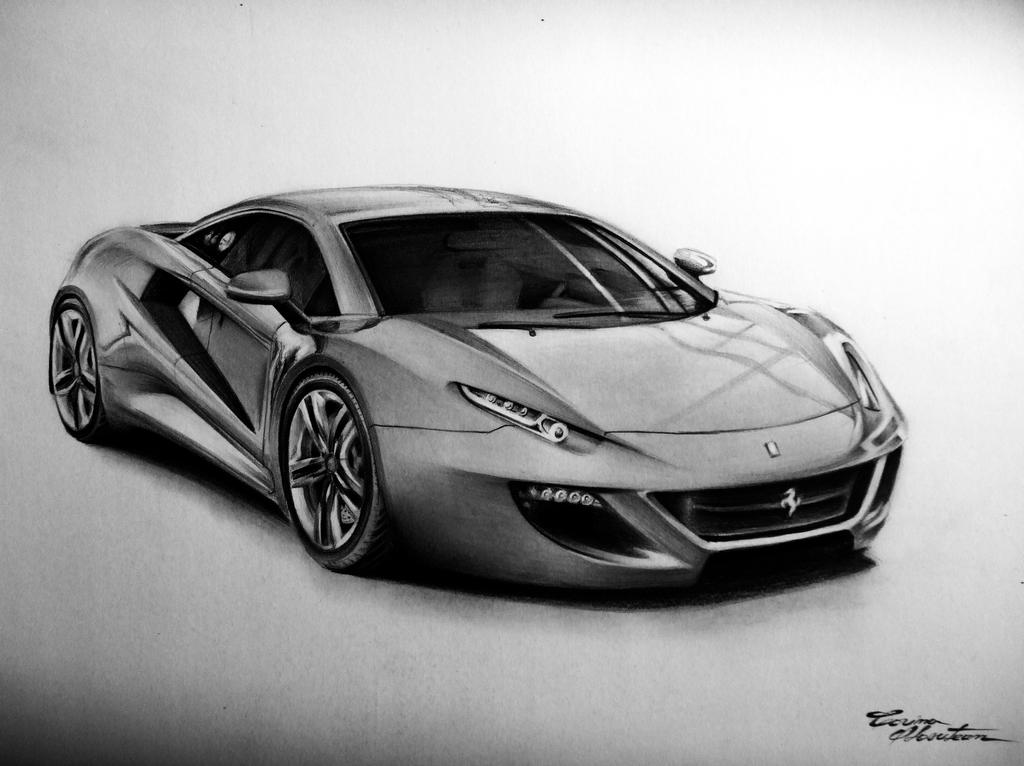 Ferrari Ft 12 by CorinaO