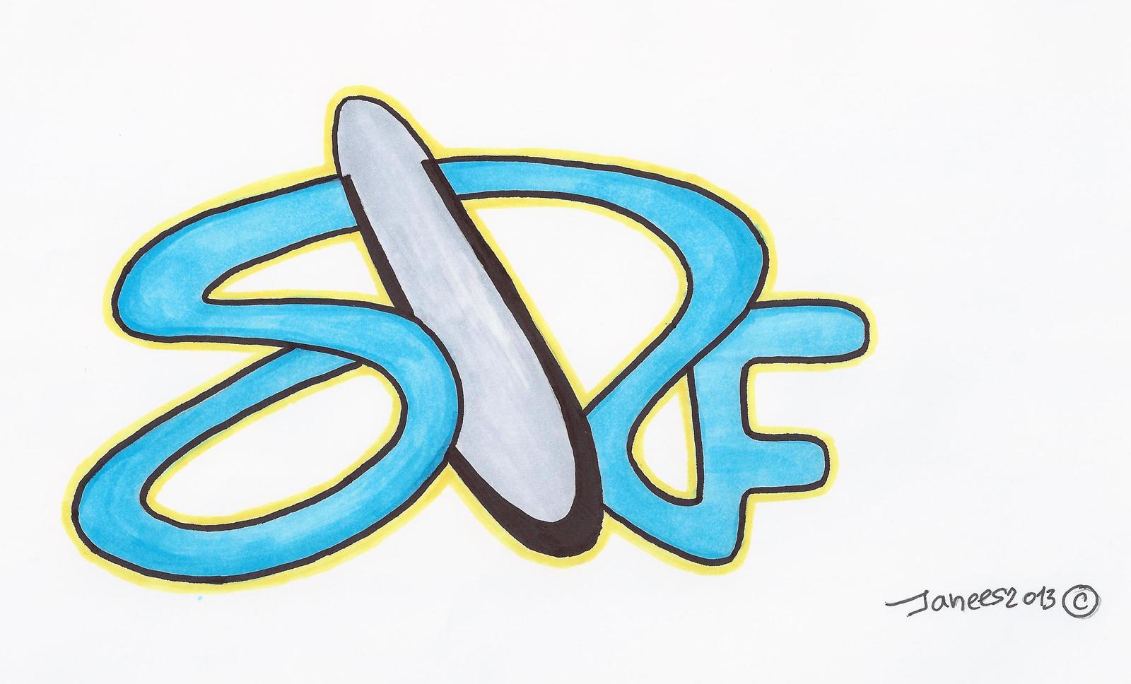 Surf by JaneesArt