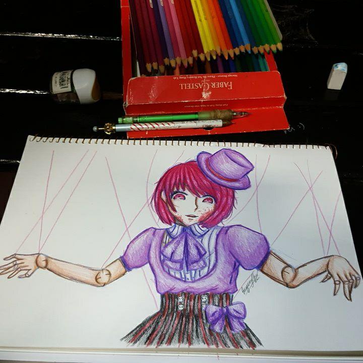 Violetta Elizabeth -Halloween Version- by SooyoungChua
