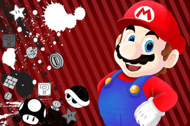 Mario Official 2 by Tavion-Ezeilo