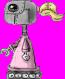 24 Hour Game : Sprite : Robo 1 by hieiluva89