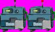 24 Hour Game : Sprite : Robo 2 by hieiluva89