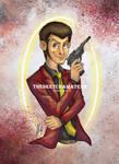 Lupin III by hanaekaptr