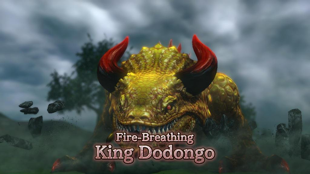 King Dodongo Hyrule Warriors