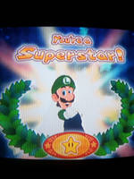 Luigi the Super Star!
