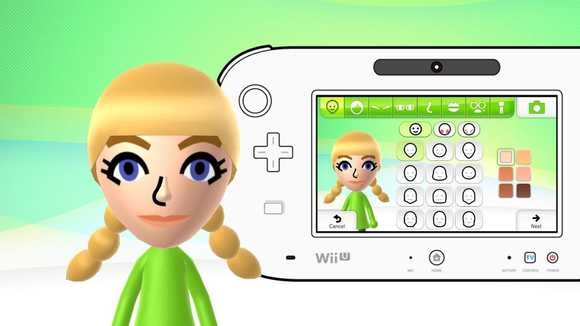Wii miis download