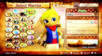 Hyrule Warriors:  Character Selection - Miss Tetra by ObsessedGamerGal86