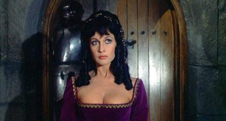 Anouska Hempel: Scars of Dracula (1970) 1 by ClarkSavage