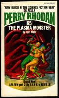 Perry Rhodan paperback cover 12