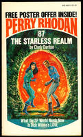 Perry Rhodan paperback cover 5