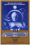 STARSHIP INVASIONS (1977) Movie Poster