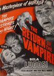 The Return Of The Vampire (1943) Movie Poster A