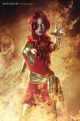 Jean Grey Phoenix (Marvel Comics)