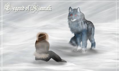 Legend of Kamak by Thyria