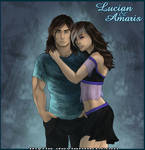 Lucian and Amaris by Thyria