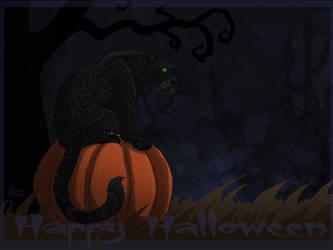 Halloween 2014 by Thyria