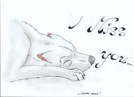 Miss you by Thyria
