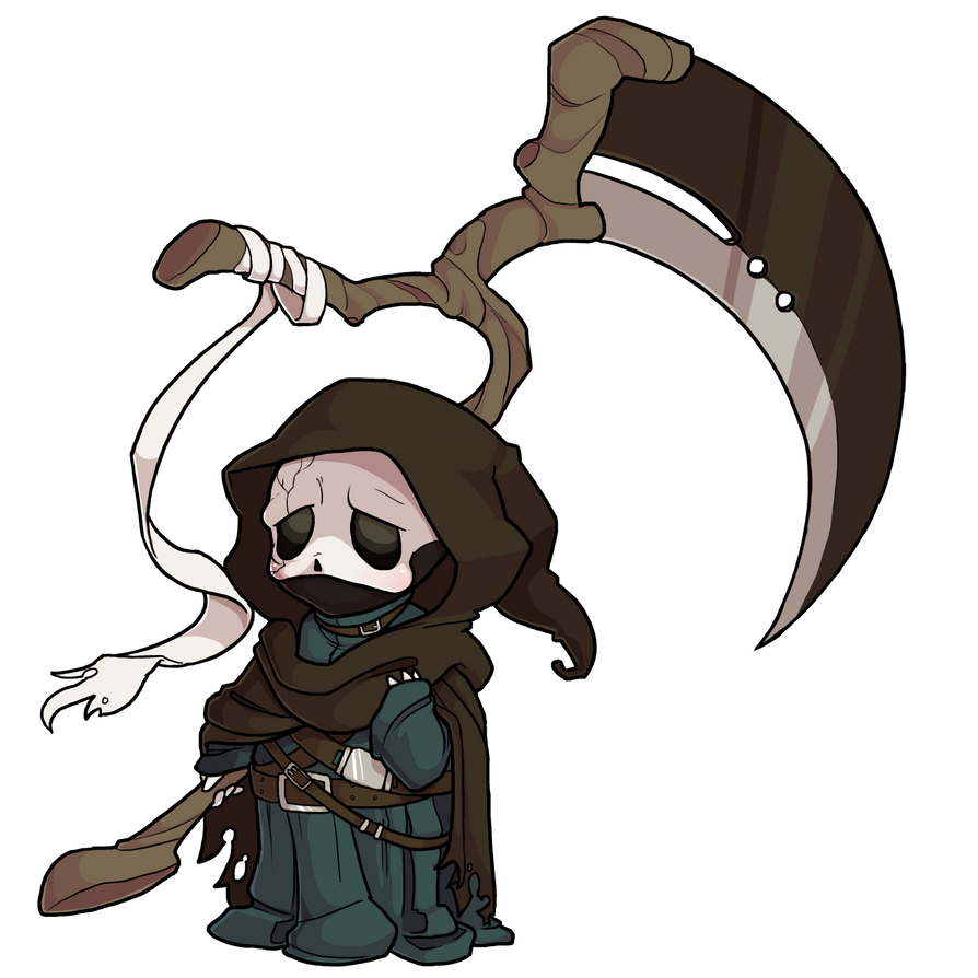 Commission - Death by MorningPanda