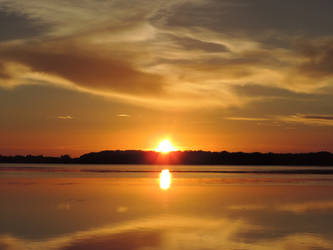 Sunset 8 13 16 by illmatar