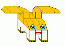 ToyPatamon by Starwindhawk
